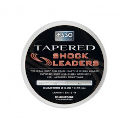 NYLON TAPERED SHOCK LEADERS