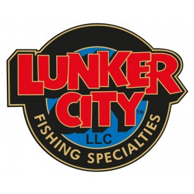 AUTOCOLLANT - LUNKER CITY - MEDIUM