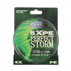 TRESSE PERFECT STORM 8XPE