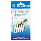 Bas de ligne GREEN FISH - FLASHMER