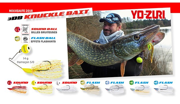 3DB KNUCKLE BAIT